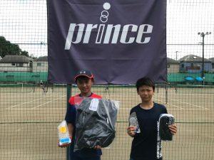 結果 関東ジュニアテニスツアー12歳以下