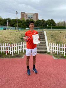 【プレイヤーズ活動情報】第41回東京ジュニアテニス選手権大会