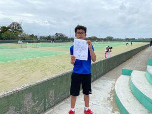 【プレイヤーズ活動情報】2021全国選抜ジュニアテニス選手権大会関東予選大会
