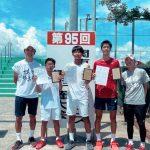 【プレイヤーズ活動情報】第95回関東ジュニアテニス選手権大会